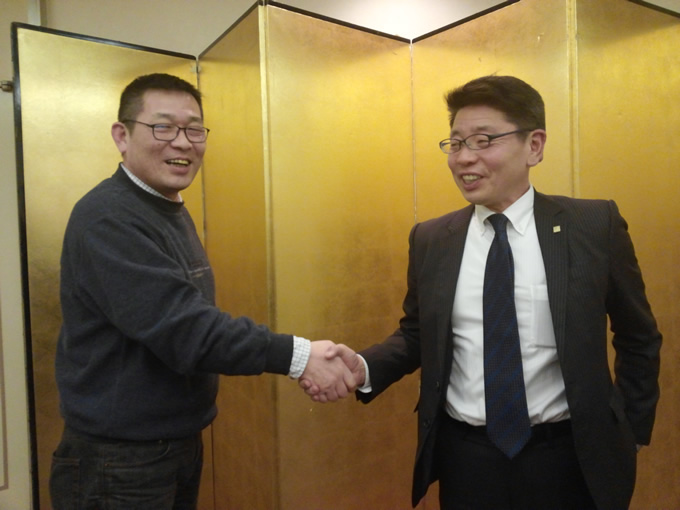 さん金会幹事会2015年3月